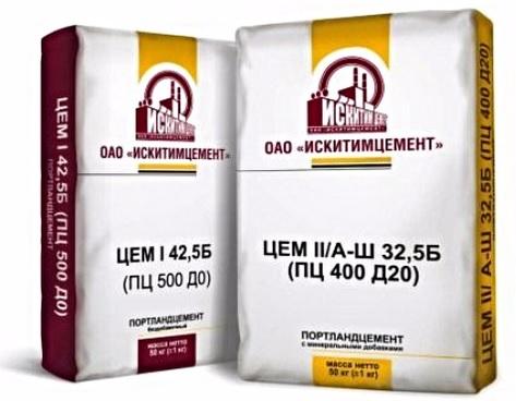 купить Искитимcкий цемент