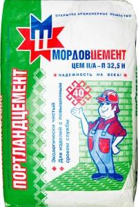 Мордовский цемент